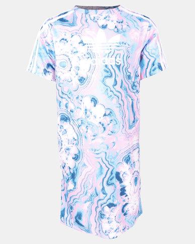 adidas Originals Marble T-Dress Multi
