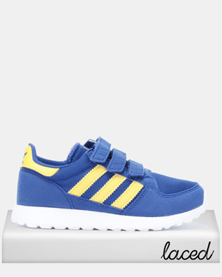 8ca3173dad0 adidas Originals Forest Grove CF C True Blue