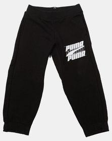 Puma Sportstyle Core Rebel Bold Pants Black