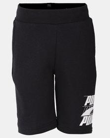 Puma Sportstyle Core Rebel Bold Shorts Black