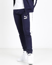 Puma Sportstyle Prime Iconic T7 Track Pants Blue
