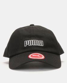 Puma Sportstyle Core Now Cap Black