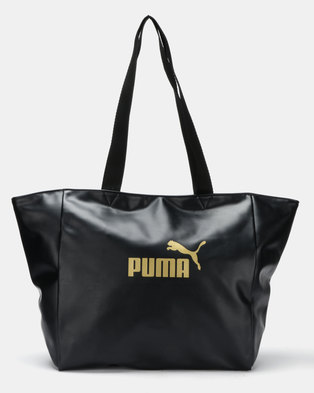 a7ff221742cb Puma Sportstyle Core WMN Core Up Large Shopper Black