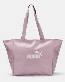 Puma Sportstyle Core WMN Core Up Large Shopper Pink