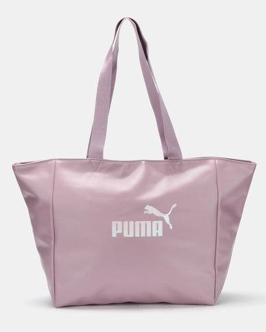 94a929f5c2 Puma Sportstyle Core WMN Core Up Large Shopper Pink | Zando