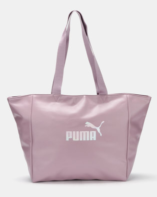 dd3b9458f997 Puma Sportstyle Core WMN Core Up Large Shopper Pink