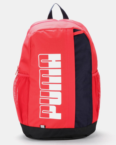 Puma Sportstyle Core Plus Backpack II Red