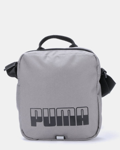 Puma Sportstyle Core Plus Waist Bag II Grey