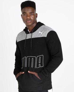 63b3c0c39b7f Puma Sportstyle Core Modern Sports Hoodie FL Black