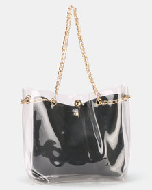 Utopia Vinyl Bag Black