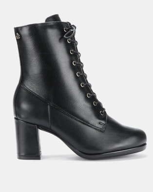a83d0be1e67 FROGGIE Billie Ankle Boot Black