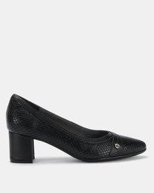 FROGGIE Spring Black heel