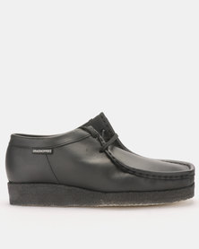 Grasshoppers Moccasin Softee Black