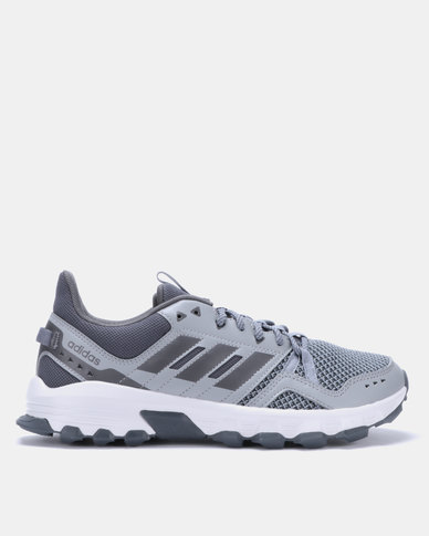 various colors 10a07 2187e adidas Performance M Rockadia Trail Running Shoes Grey