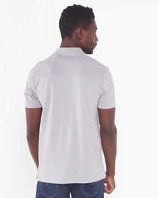 Housemark Polo Shirt Grey