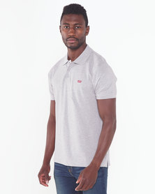 Housemark Polo Shirt Grey