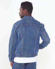 Trucker Jacket Blue