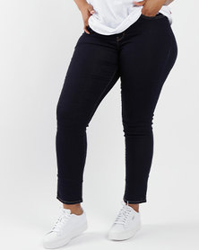 311 Shaping Skinny Jeans Plus Size Blue