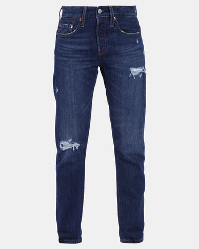 501® Taper Jeans Blue