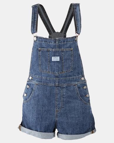 Vintage Shortall Blue