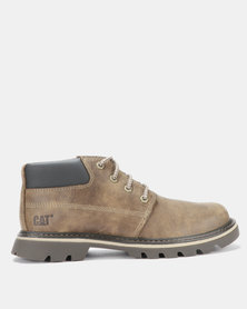 Caterpillar Tribute Shoes Beaned Brown