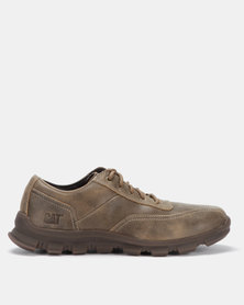 Caterpillar Upsurge Lace Up Shoes Beaned