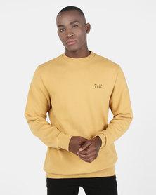 Billabong OD Crew Sweatshirt Gold