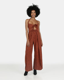Billabong Babylon Jumpsuit Mutli