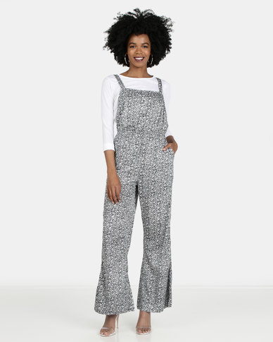 Billabong Meadow Jumpsuit Black