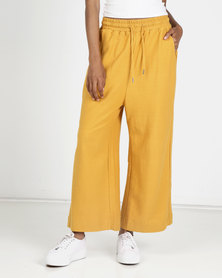 Billabong Finelines Trackpants Gold
