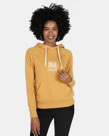 Billabong Down The Line Pop Hood Gold