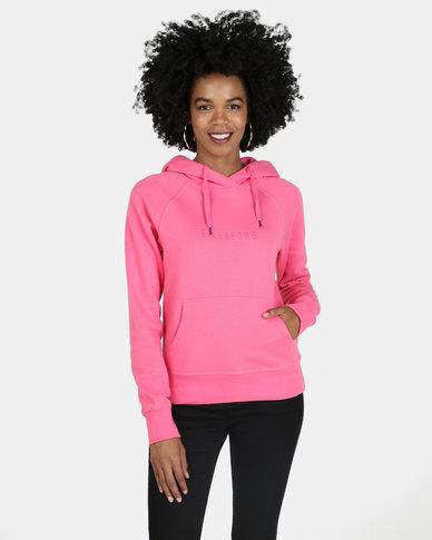 Billabong Vital Pop Hood Pink