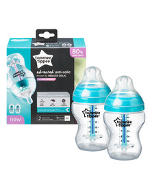 Tommee Tippee Closure To Nature - Advanced Anti Colic 260ml (2 pack)