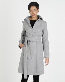 Jozsy Bebe Coat Grey