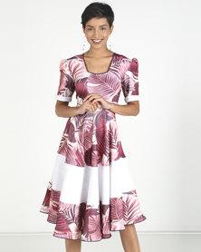 Jozsy Sawa Dress Multi