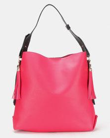Utopia 2 Piece Handbag Pink