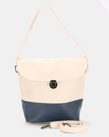 Utopia Combo Handbag Neutrals
