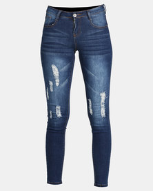 82c4309c9437d Women's Skinny Jeans | Get The Skinny On Denim With Ladies Skinny Jeans  Online | Zando.co.za