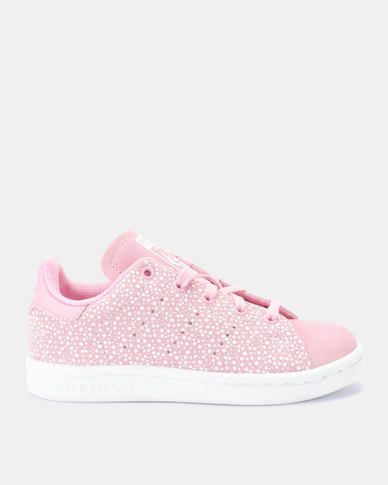 cheap for discount 263c3 f390a adidas Originals Stan Smith C Sneakers Pink