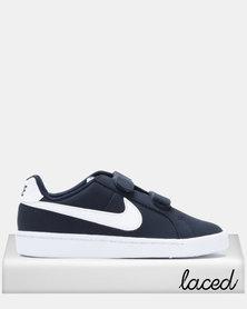Nike Obsidian Court Royale Sneakers Blue
