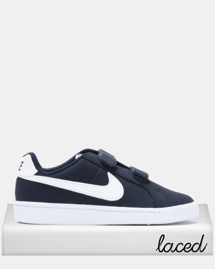 ff4a3f75d Nike Obsidian Court Royale Sneakers Blue