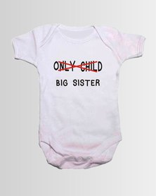 Qtees Africa Only Child, Big sister baby grow
