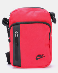 Nike NK Tech Small Items Bag Red