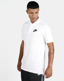 Nike M NSW CE Polo Matchup PQ White