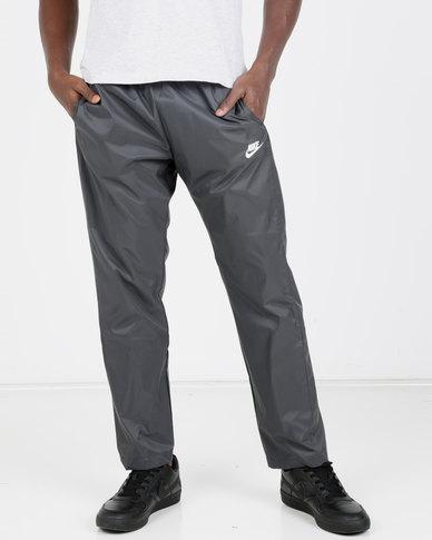 66e8c89fcca6 Nike M NSW OH WVN Core Track Pants Grey