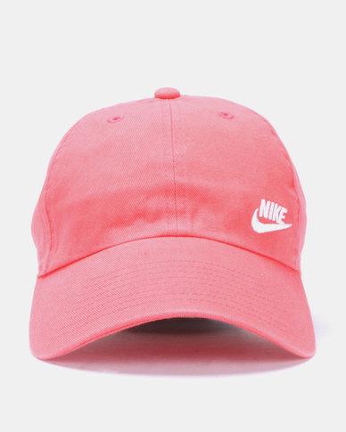 928b6fa9 Nike W NSW H86 Cap Futura Classic Orange | Zando
