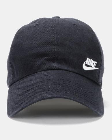 sale retailer 05b3d 4c75d Nike W NSW H86 Cap Futura Classic Black   Zando