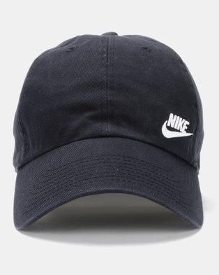 0d19878bb7b Nike W NSW H86 Cap Futura Classic Black