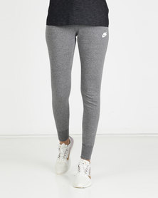 Nike W NSW Pants FLC Tights Grey