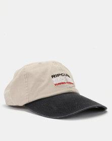 012409cdd19 Rip Curl Party Palm Dad Cap Black